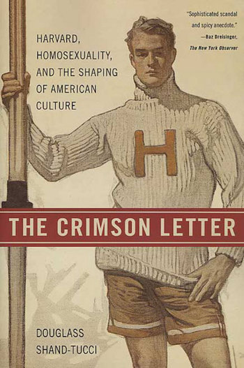 The Crimson Letter Cover Photo